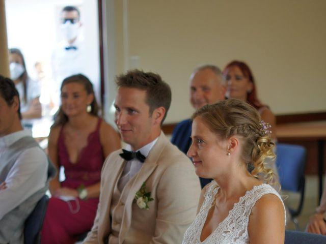 Le mariage de Matthieu et Pauline à Theix-Noyalo, Morbihan 3