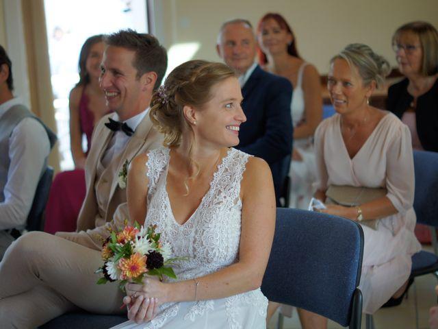 Le mariage de Matthieu et Pauline à Theix-Noyalo, Morbihan 1
