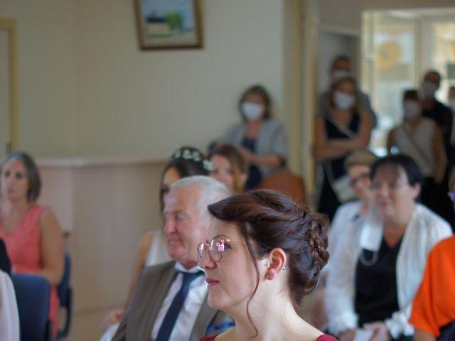 Le mariage de Matthieu et Pauline à Theix-Noyalo, Morbihan 5