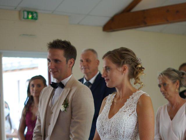 Le mariage de Matthieu et Pauline à Theix-Noyalo, Morbihan 6