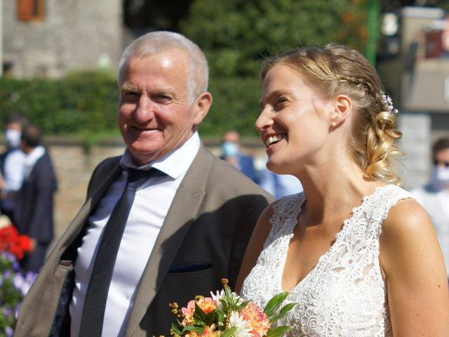 Le mariage de Matthieu et Pauline à Theix-Noyalo, Morbihan 8
