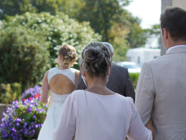 Le mariage de Matthieu et Pauline à Theix-Noyalo, Morbihan 10