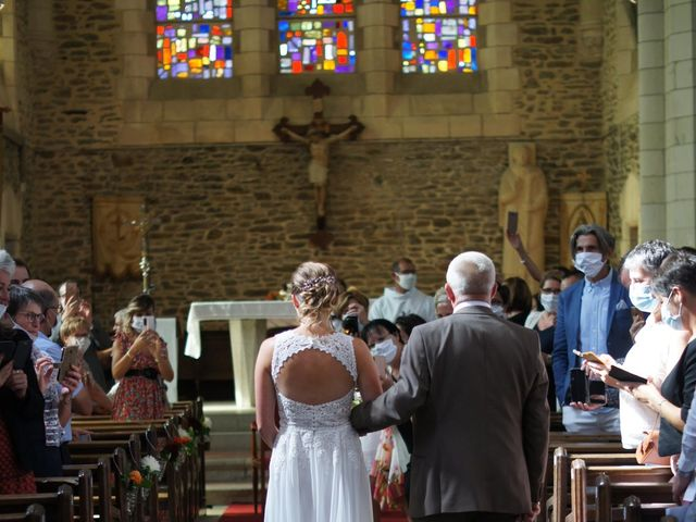 Le mariage de Matthieu et Pauline à Theix-Noyalo, Morbihan 18