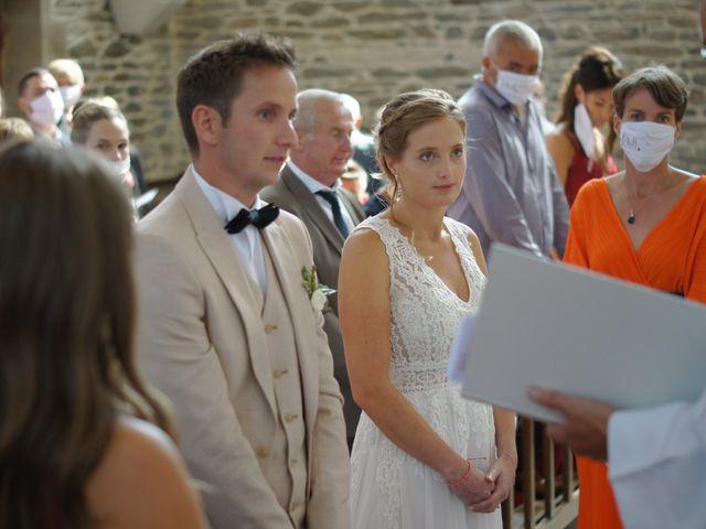 Le mariage de Matthieu et Pauline à Theix-Noyalo, Morbihan 25