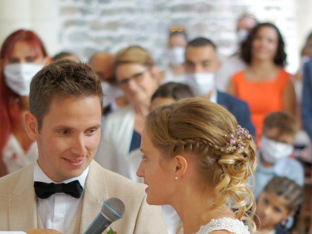 Le mariage de Matthieu et Pauline à Theix-Noyalo, Morbihan 26