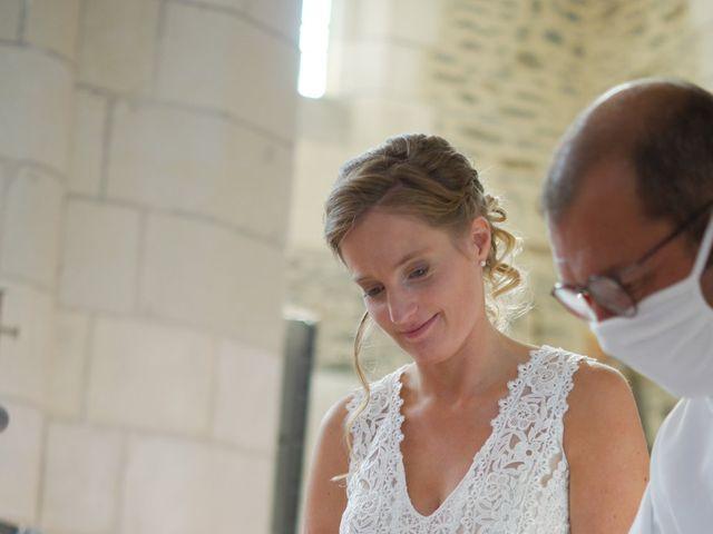 Le mariage de Matthieu et Pauline à Theix-Noyalo, Morbihan 35