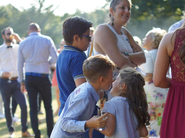 Le mariage de Matthieu et Pauline à Theix-Noyalo, Morbihan 78