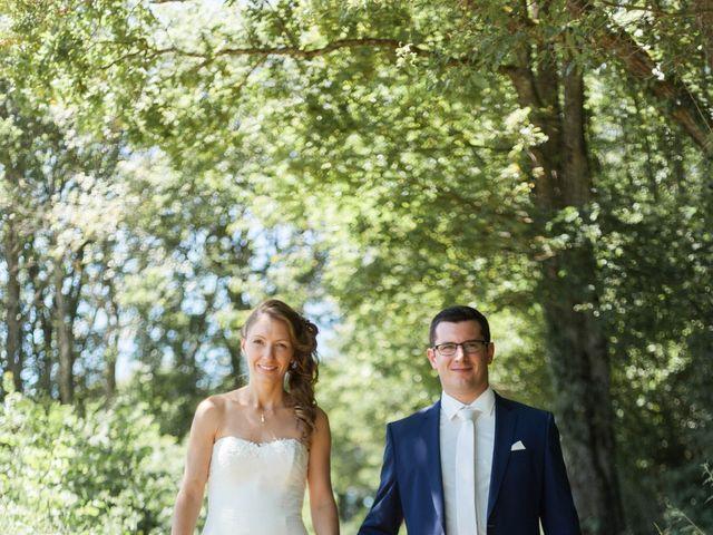 Le mariage de Nicolas et Sarah à Beaune, Côte d'Or 5