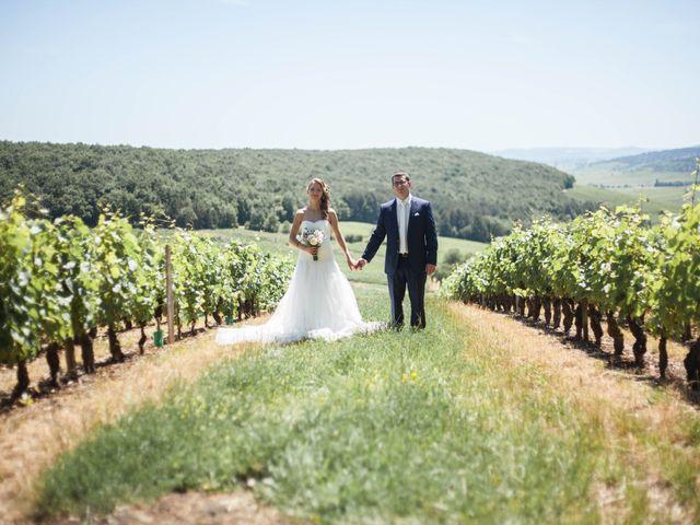 Le mariage de Nicolas et Sarah à Beaune, Côte d'Or 6