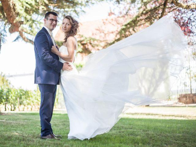 Le mariage de Nicolas et Sarah à Beaune, Côte d'Or 7