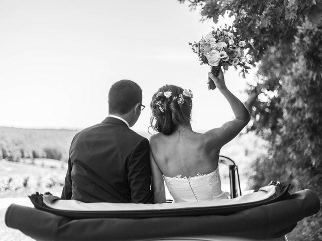 Le mariage de Nicolas et Sarah à Beaune, Côte d'Or 9