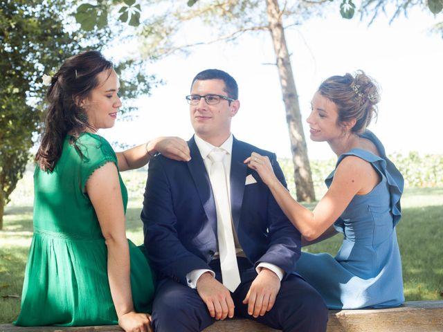 Le mariage de Nicolas et Sarah à Beaune, Côte d'Or 14