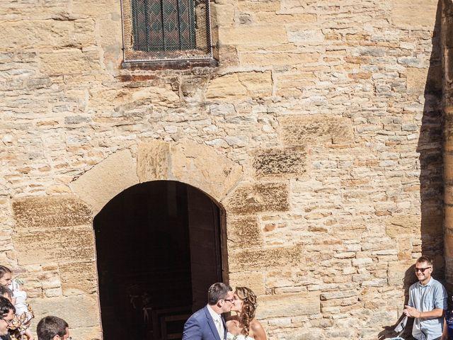 Le mariage de Nicolas et Sarah à Beaune, Côte d'Or 15