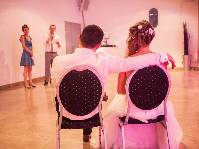 Le mariage de Nicolas et Sarah à Beaune, Côte d'Or 23
