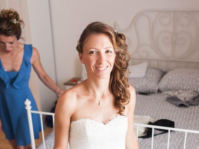 Le mariage de Nicolas et Sarah à Beaune, Côte d'Or 3