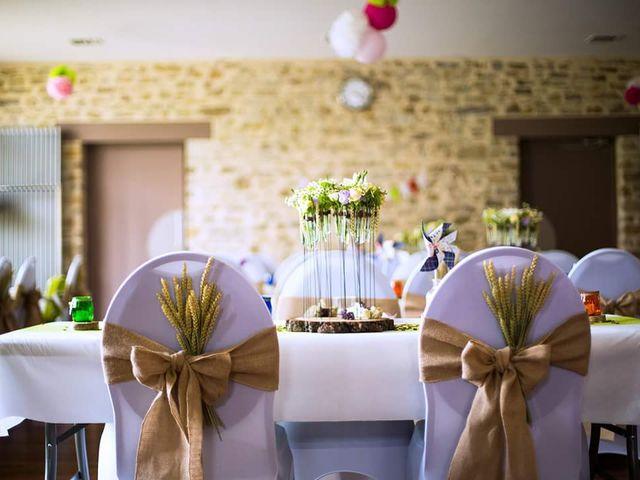 Le mariage de Julien et Mélanie à Beignon, Morbihan 2