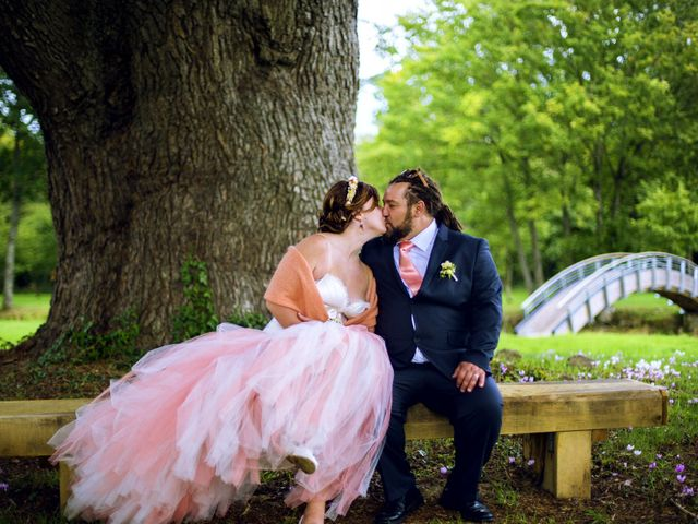 Le mariage de Mélanie et Julien