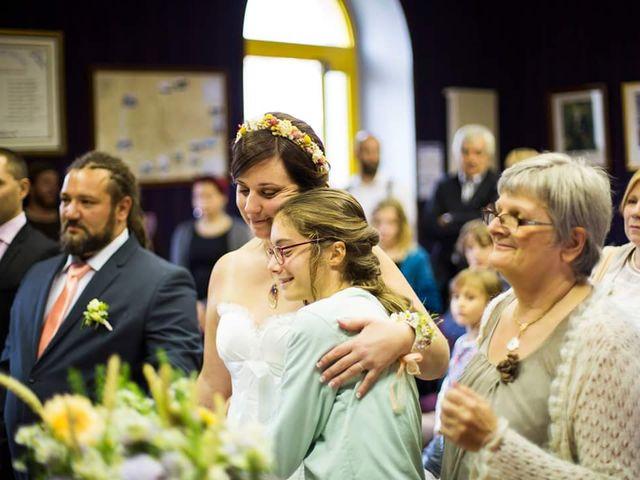Le mariage de Julien et Mélanie à Beignon, Morbihan 3