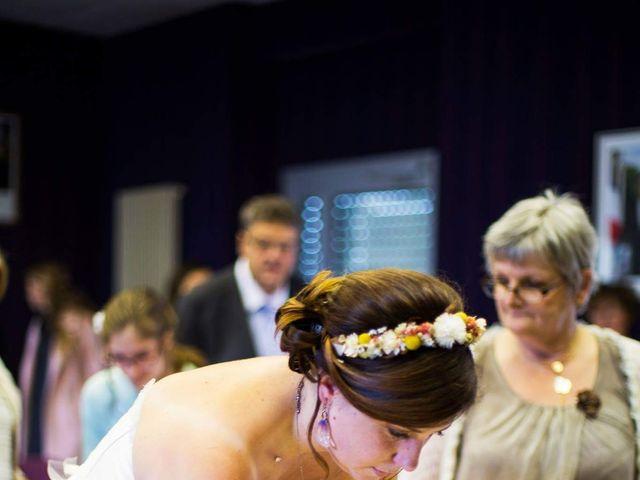 Le mariage de Julien et Mélanie à Beignon, Morbihan 4