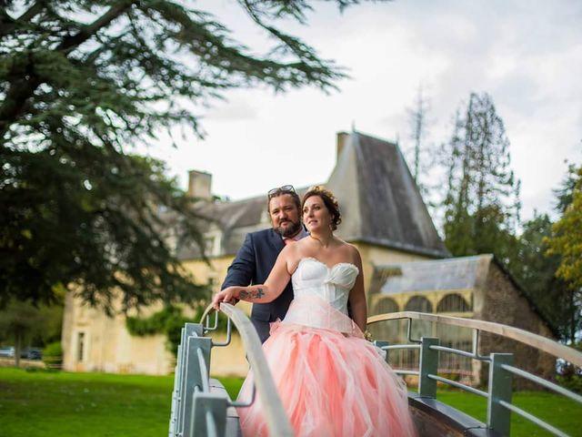 Le mariage de Julien et Mélanie à Beignon, Morbihan 9