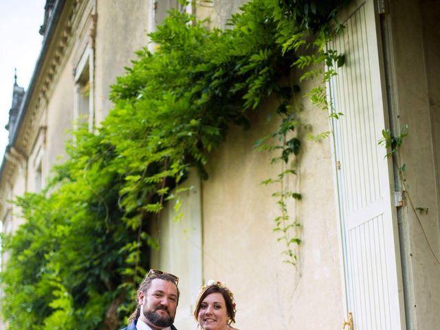 Le mariage de Julien et Mélanie à Beignon, Morbihan 15