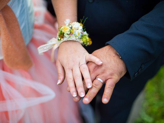 Le mariage de Julien et Mélanie à Beignon, Morbihan 18