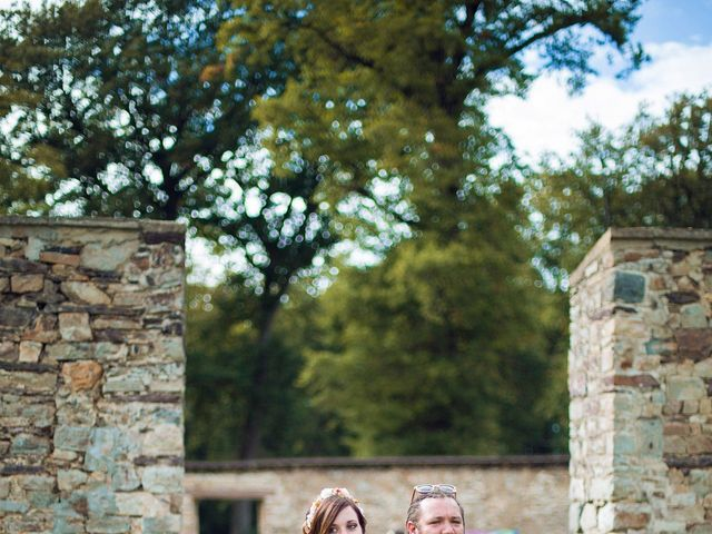 Le mariage de Julien et Mélanie à Beignon, Morbihan 19