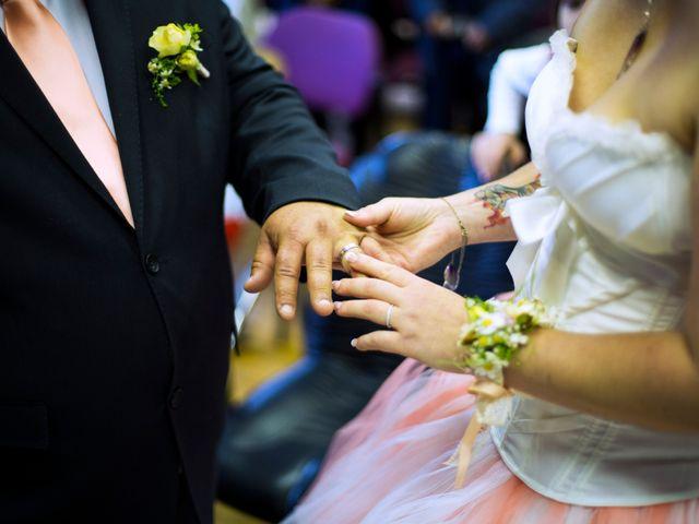 Le mariage de Julien et Mélanie à Beignon, Morbihan 20
