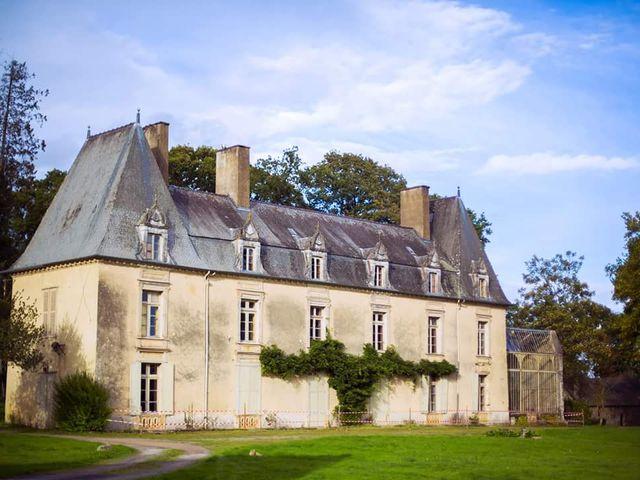 Le mariage de Julien et Mélanie à Beignon, Morbihan 31