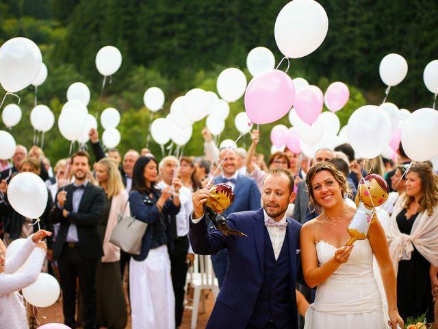 Le mariage de Yohan et Justine à Chambost-Allières, Rhône 1