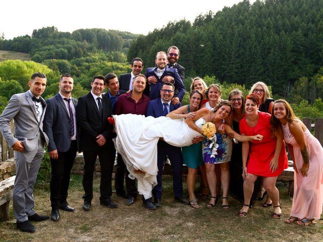 Le mariage de Yohan et Justine à Chambost-Allières, Rhône 4