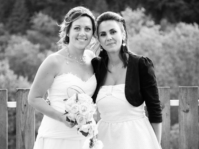 Le mariage de Yohan et Justine à Chambost-Allières, Rhône 5