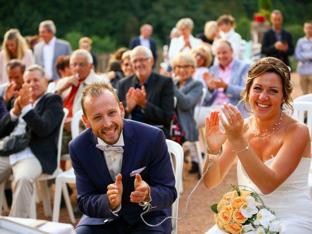 Le mariage de Yohan et Justine à Chambost-Allières, Rhône 7