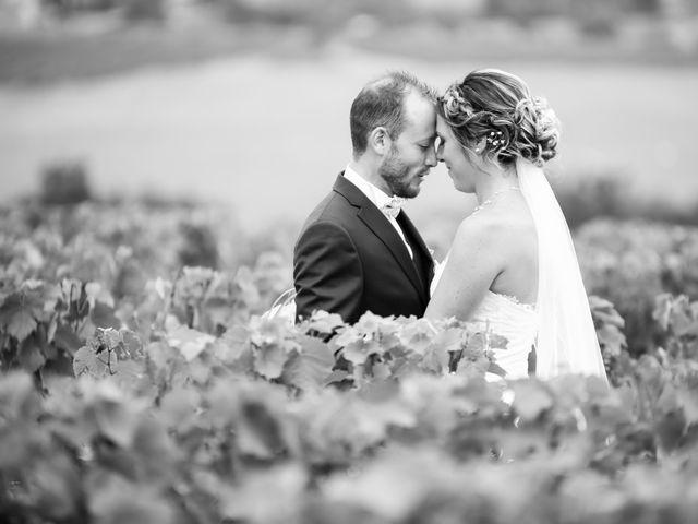 Le mariage de Yohan et Justine à Chambost-Allières, Rhône 10