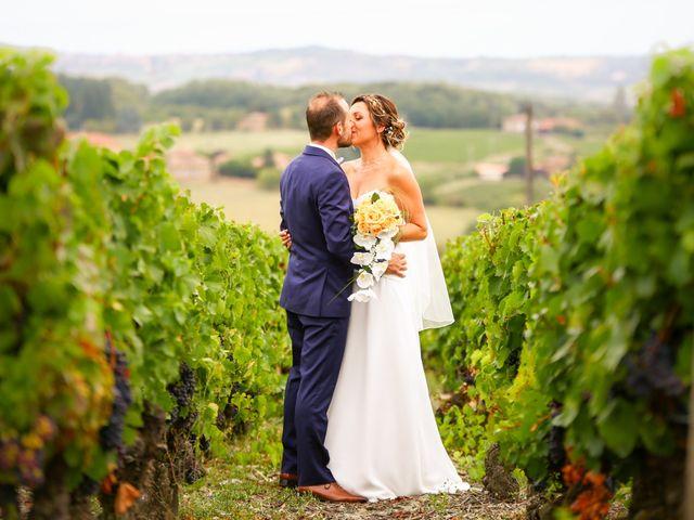 Le mariage de Yohan et Justine à Chambost-Allières, Rhône 11