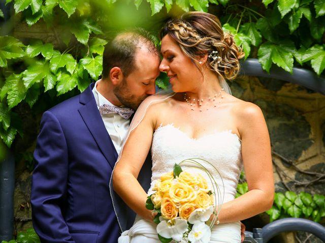 Le mariage de Yohan et Justine à Chambost-Allières, Rhône 12