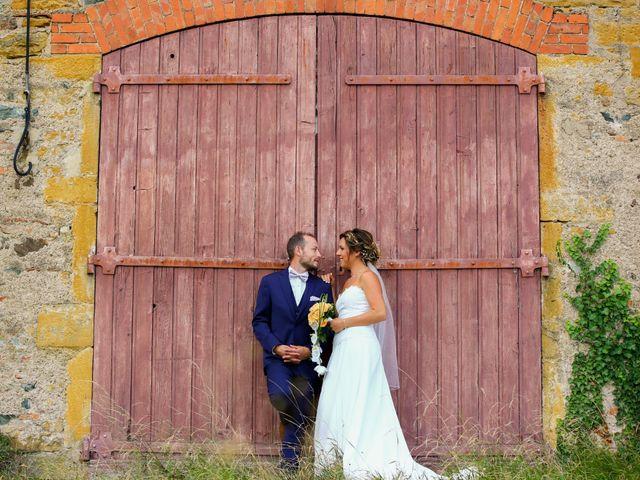Le mariage de Justine et Yohan