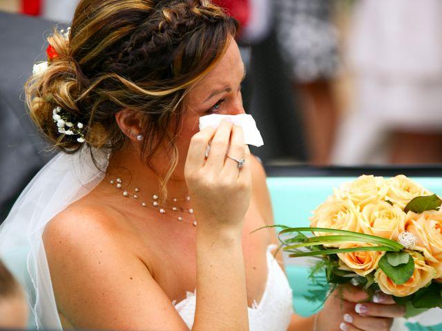 Le mariage de Yohan et Justine à Chambost-Allières, Rhône 14