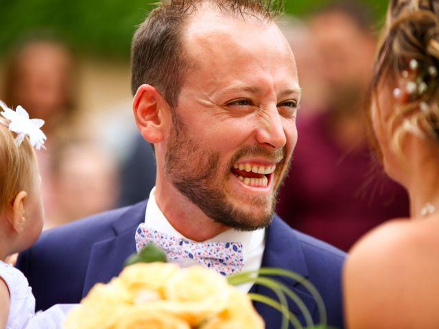 Le mariage de Yohan et Justine à Chambost-Allières, Rhône 15