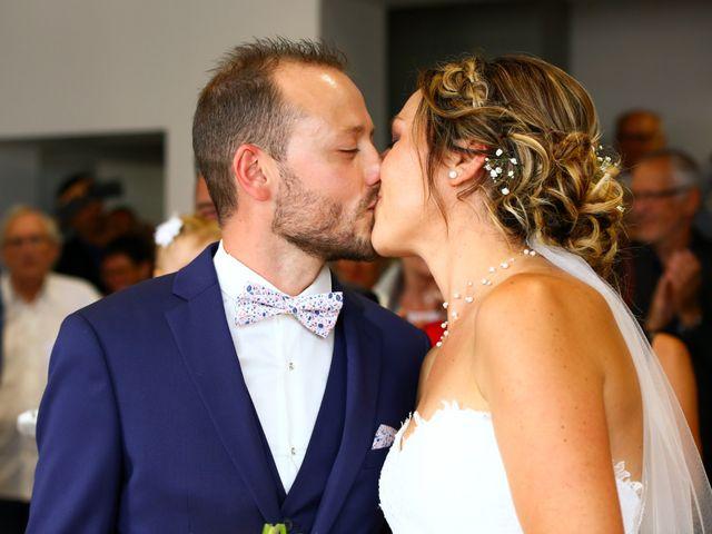 Le mariage de Yohan et Justine à Chambost-Allières, Rhône 17