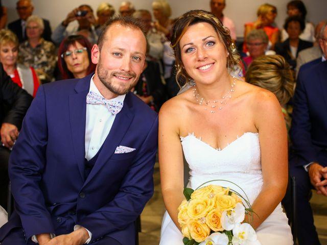 Le mariage de Yohan et Justine à Chambost-Allières, Rhône 18