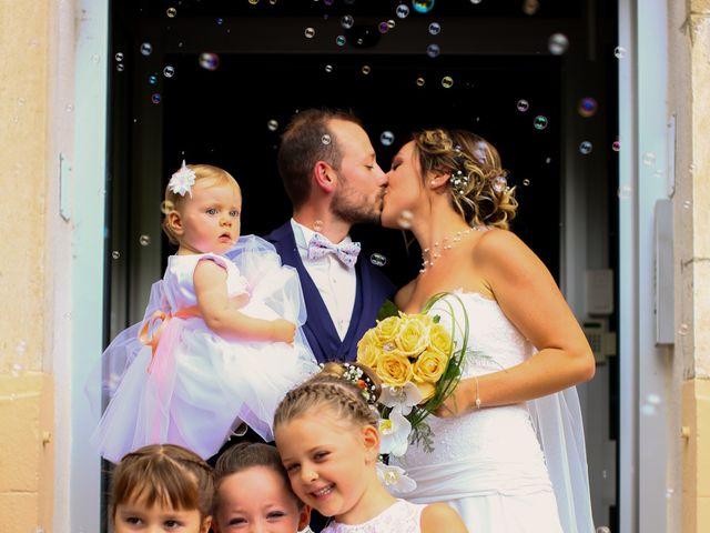 Le mariage de Yohan et Justine à Chambost-Allières, Rhône 19