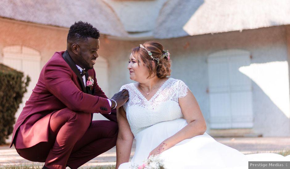 Le mariage de Célia et Oumar à Charvieu-Chavagneux, Isère
