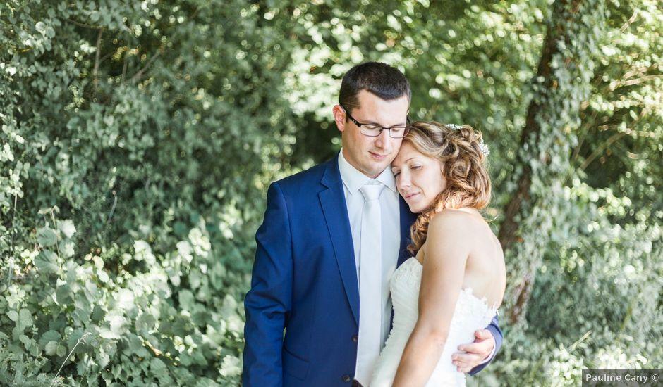 Le mariage de Nicolas et Sarah à Beaune, Côte d'Or