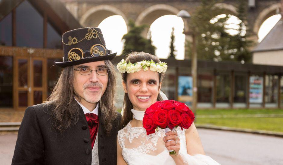 Le mariage de Yann  et Virginie  à Avon, Seine-et-Marne