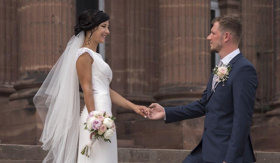 Le mariage de Julien  et Deborah à Bischheim, Bas Rhin