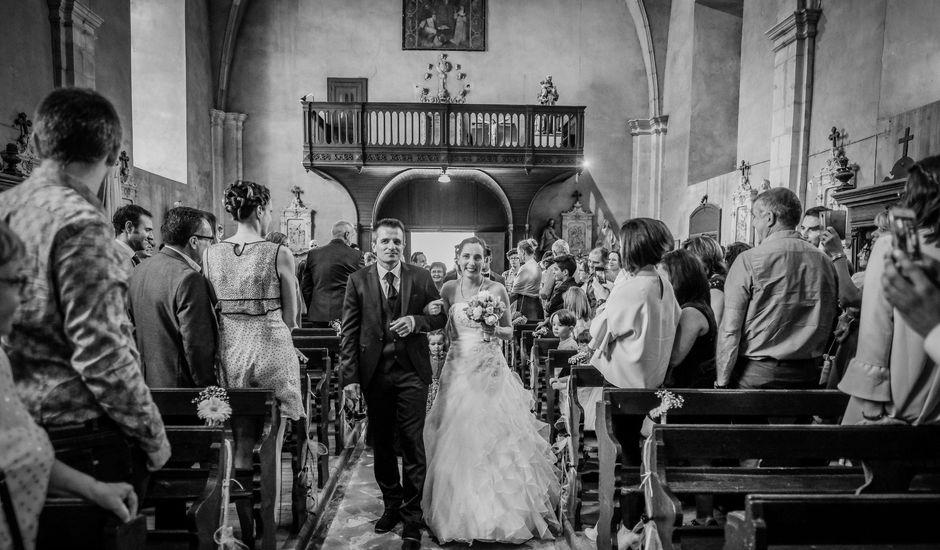 Le mariage de Giro et Fabienne & Mathieu  à Cons-la-Grandville, Meurthe-et-Moselle