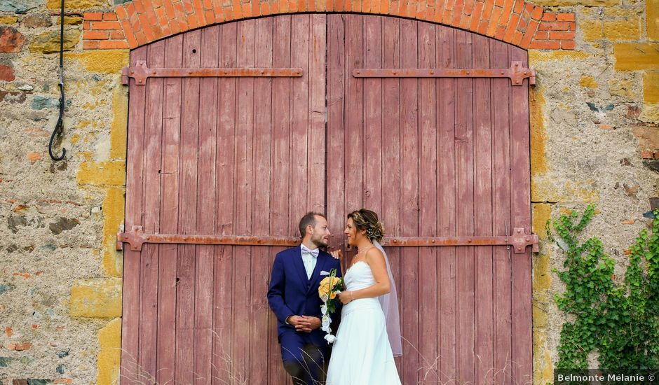 Le mariage de Yohan et Justine à Chambost-Allières, Rhône
