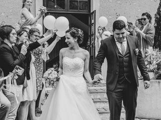 Le mariage de Bérénice et Camille