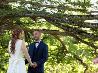 Le mariage de Christophe et Marylène